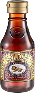 Lyle`s Maple Flavour Golden Syrup (454g) - Pack of 2