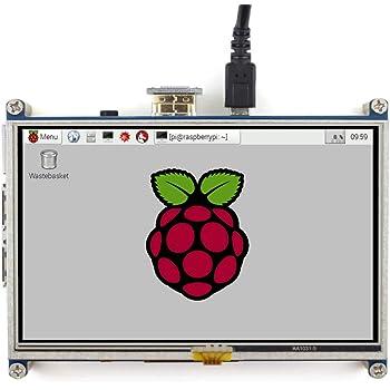 """7.5/"""" 640×384 ePaper e-Ink display ha Raspberry Pi Zero e-paper tres de colores amarillo"""