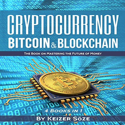 Page de couverture de Cryptocurrency: Bitcoin & Blockchain