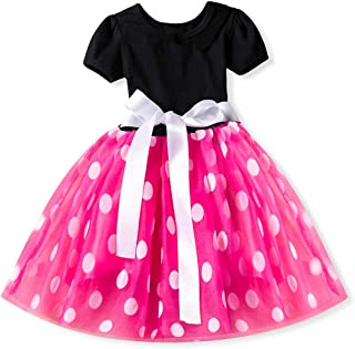 Baby filles enfants Lapin Haut Arc-en-jupe fantaisie robe Tutu Cosplay costume Robe