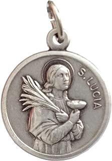 Medalla de Santa Lucía - Protector Ocular