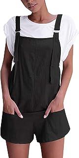 e462ccec VONDA - Pantalón de Peto - para Mujer