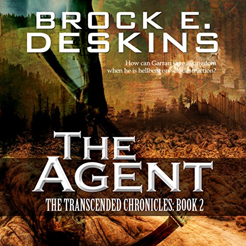 The Agent audiobook cover art