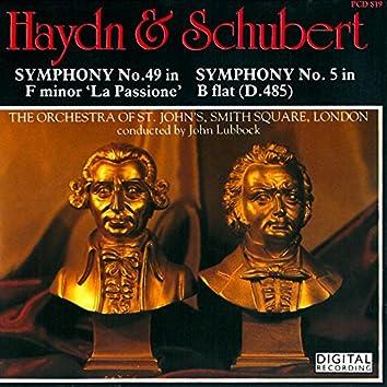Haydn & Schubert