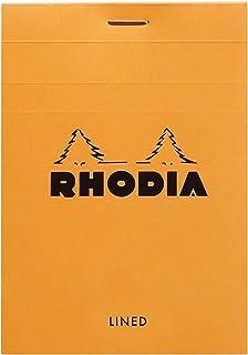 Rhodia Pocket Pad Pocket Pad, Orange, 1 (CR-12600)