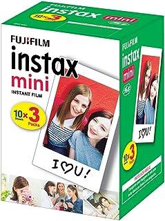 Filme Instax Mini com 30 Fotos, Fujifilm