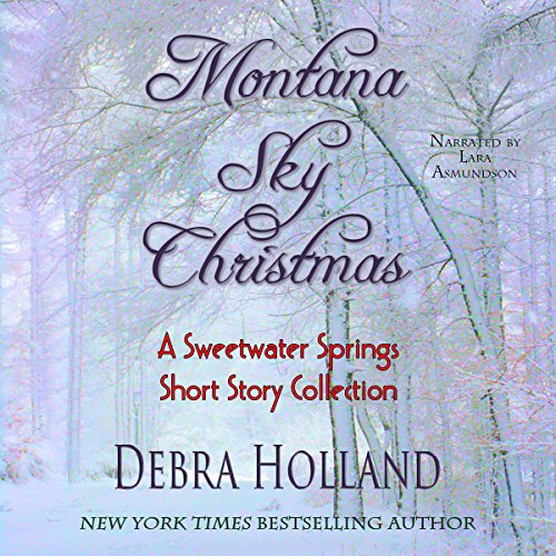 Montana Sky Christmas audiobook cover art