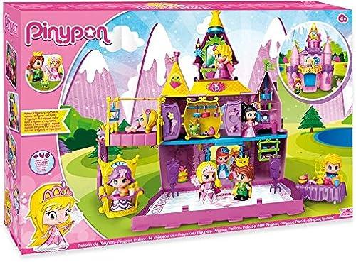Famosa 700011512 - Pinypon Palast, 3 Figuren