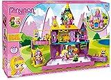 Pinypon - Palacio de Princesas y Hadas con Tres Figuras (Famosa 700011512)