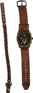 Mens Machine Watch and Bracelet Box Set - FS5251SET