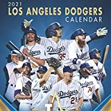 Los Angeles Dodgers: 2021-2022 Calendar - 12 months - 8.5 x 8.5 glossy paper