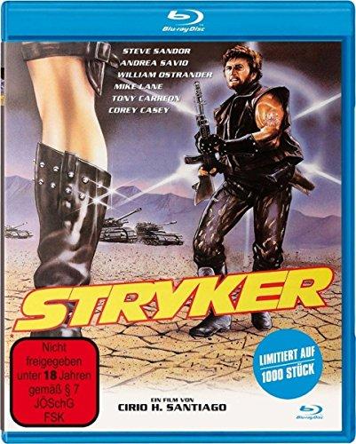 Stryker [Limited Edition] [Alemania] [Blu-ray]
