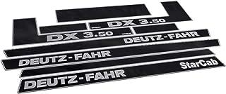 Generisch DEUTZ FAHR DX 3.50 Decals Set