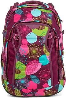 satch Match bagageväska för barn, unisex, barn, Bubble Trouble – bär, 35 L, Ej tillämplig.