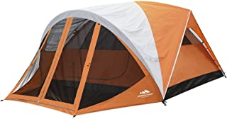 AsterOutdoor Camping Dome Tent 6 Person with Screen Room...