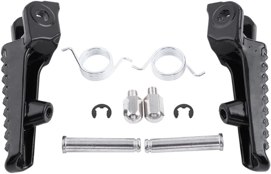 Front Foot Pegs Rests Footrest CBR600RR CBR Pedals For 2003-2014 Animer and Japan's largest assortment price revision