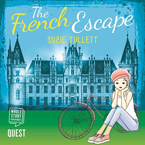 The French Escape audiobook cover art