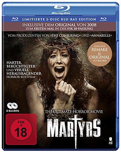Martyrs - Original & Remake [2-Disc Blu-ray-Box]