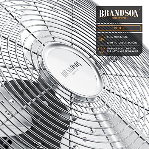 Retro Ventilator Brandson – Windmaschine Bild 4*