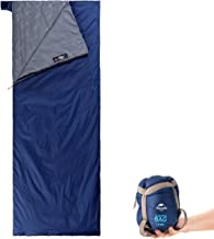 Naturehike Sleeping Bag – Envelope Lightweight Portable, Waterproof, Comfort with Compression Sack - Great for 3 Season Traveling, Camping, Hiking, Outdoor Activities