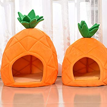 dog tent bed uk pineapple