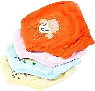 rosso BKAUK Neonata Increspatura mutandine copertura del pannolino S