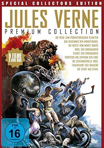 Jules Verne Premium Collection [3 DVDs]
