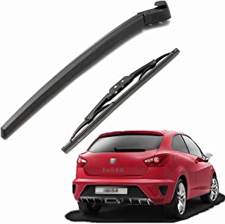 Occus Wipers 2Pcs New Rear Wiper Back Windscreen Wiper Arm Rear Window Windscreen Wiper Blades for