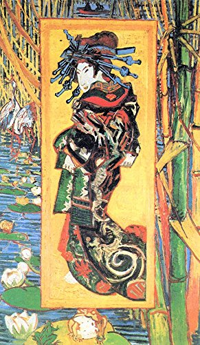 Het Museum Outlet - Japanse schilderij door Van Gogh - Poster Print Online kopen (60 X 80 Inch)