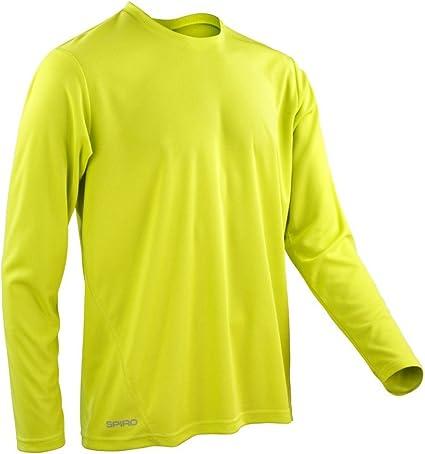 Spiro Herren Bikewear Long Sleeve Performance Oberteile