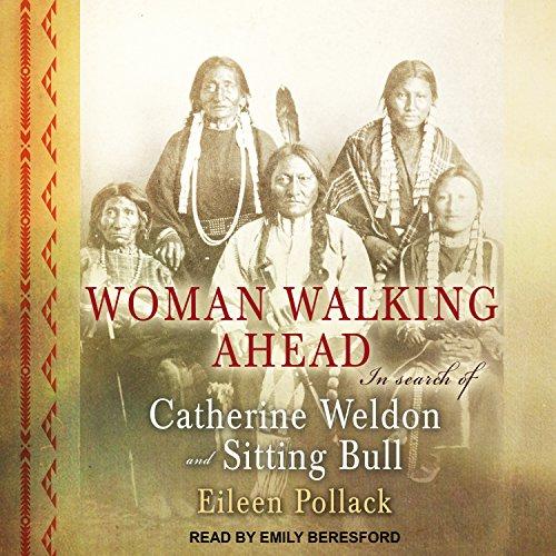 Woman Walking Ahead audiobook cover art