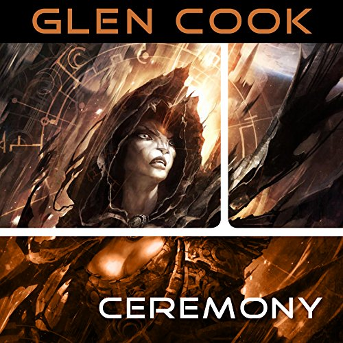 Ceremony audiobook cover art