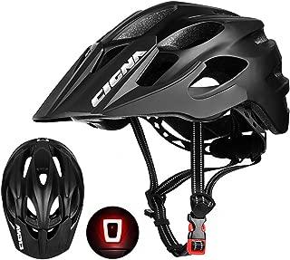 mountain bike helmet light mount