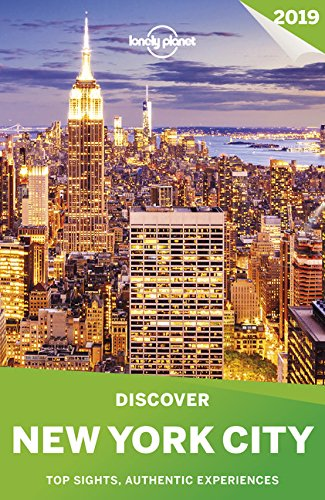 Lonely Planet Discover 2019 New York City [Lingua Inglese]