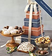 Tower of Sweet Treats - Gift Baskets & Fruit Baskets - Harry and David