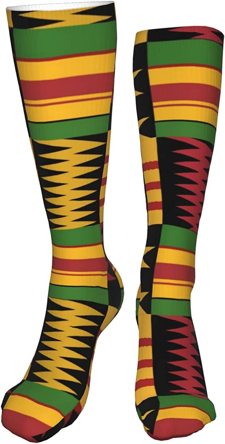 NELife Compression Socks for Men's African - Tribal Directly managed store 5 ☆ very popular Print Ethnic