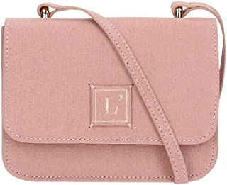 Luxury Fashion | L'autre Chose Womens LBK00301600778006 Pink Shoulder Bag | Fall Winter 19