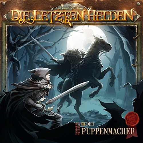 Der Puppenmacher cover art