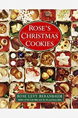 Rose's Christmas Cookies Hardcover