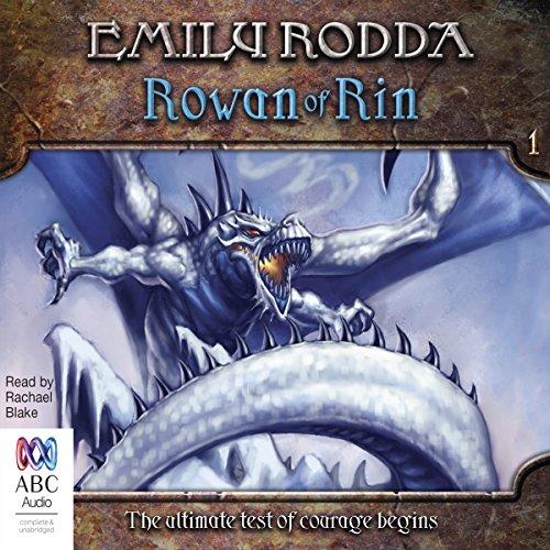 Rowan of Rin: Rowan of Rin, Book 1
