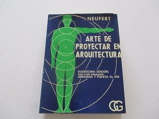 Neufert arte de proyectar en arquitectura