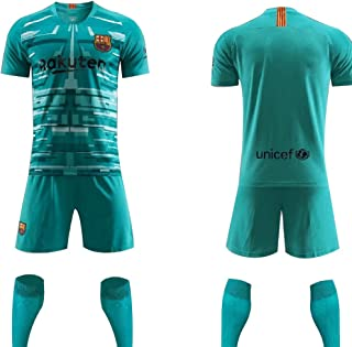 Abby Cd Custom Football Jersey Kits T-Shirt Club Team, 2019-2020(Home&Away) Soccer Jersey & Shorts & Socks,Personalized with Any Name and Number