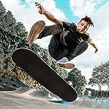 Zoom IMG-1 mnbv trucchi standard skateboard completo