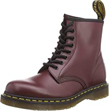 Dr. Martens - Botas para Mujer, Color Morado Violet (Purple Smooth)
