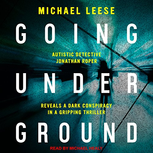 Going Underground audiobook cover art