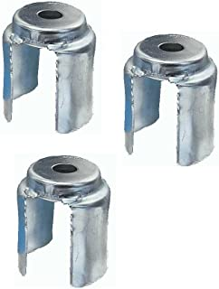 Nicky Bigs Novelties 3 New Car Auto Exhaust Pipe Muffler Whistle Tip Trick Prank Adult Gag