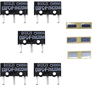 Micro Switch Microswitch Switches D2FC-F-7N(20M)*5pcs