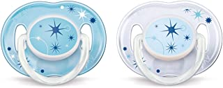 Philips AVENT BPA Free Nighttime Infant Pacifier, 0-6...
