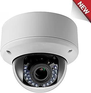 LTS Platinum 2.1MP 1080p Vandal IR Dome HD-TVI Camera: 2.8-12mm Motorized, IP66, 12v DC/24v AC, 130 ft Infrared, UTC/OSD, 3-Axis, 3yr