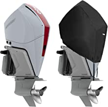 Oceansouth Mercury Half Outboard Cover 250HP, 300HP, 200 to 300 Pro XS, 450R - 4 Stroke V8 4.6L (2018>)
